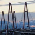 Photos: 金城ふ頭駐車場から見た景色 - 14:名港西大橋