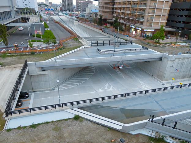 ささしまライブ24:笹島線と椿町線の交差部分周辺 - 10