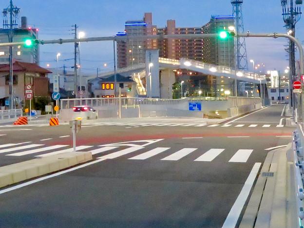 椿町線の「ささしまライブ24」北側の出入口周辺 - 6