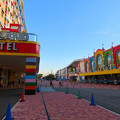 Photos: レゴランド・ジャパン・ホテルとレゴランド:ホテル入り口とレゴランド