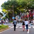 たくさんの人で賑わってた南大津歩行者天国(2018年10月) - 2