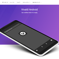 Android版Vivaldiの情報配信メール登録ページ - 3