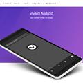Photos: Android版Vivaldiの情報配信メール登録ページ - 3