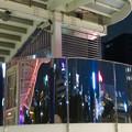 写真: オアシス21「水の宇宙船」へと通じる階段のシャッター - 1
