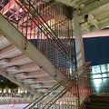 写真: オアシス21「水の宇宙船」へと通じる階段のシャッター - 3