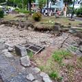 Photos: Social Tower Market 2018 No - 10:水が抜かれていた久屋大通公園の川?