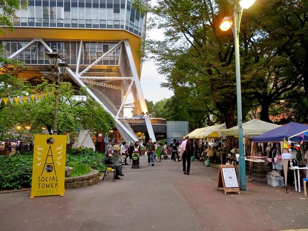 Social Tower Market 2018 No - 20