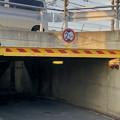 JR中央線下を通る狭い車道 - 3