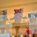写真: 大須商店街:ポップなアイスのコーン - 2