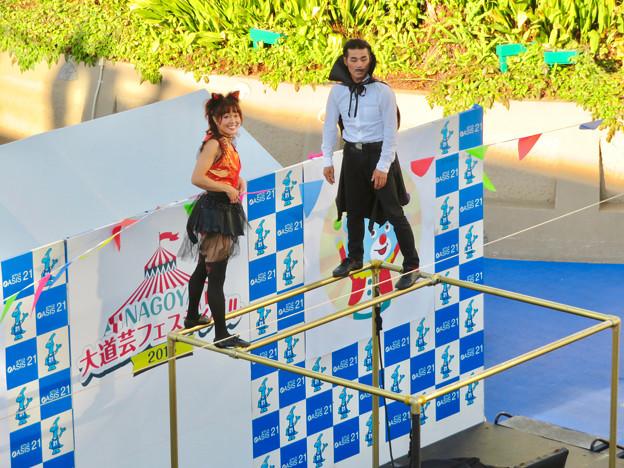 NAGOYA大道芸フェスティバル 2018 - 2