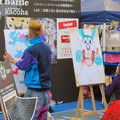 Photos: NAGOYA大道芸フェスティバル 2018 - 6:ライブペインティング