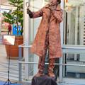 Photos: NAGOYA大道芸フェスティバル 2018 - 10:彫像の様に静止してた大道芸人の方(スタチュー)