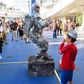 Photos: NAGOYA大道芸フェスティバル 2018 - 12:彫像の様に静止してた大道芸人の方(スタチュー)