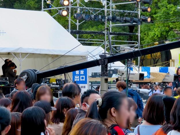 東海テレビ「ふるさとイッチー祭」2018 No - 14:巨大なカメラ用クレーン