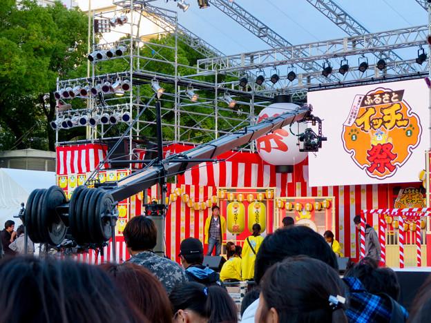 東海テレビ「ふるさとイッチー祭」2018 No - 17:巨大なカメラ用クレーン
