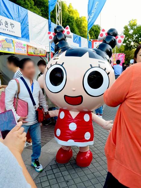 東海テレビ「ふるさとイッチー祭」2018 No - 18:寿がきやのスーちゃん