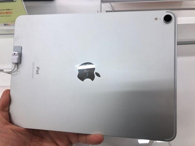 新型iPad Pro 11インチ - 2:背面