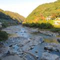 城嶺橋から見た庄内川 - 1