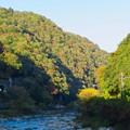城嶺橋から見た庄内川 - 2