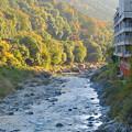 城嶺橋から見た庄内川 - 4
