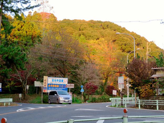秋の定光寺 No - 87