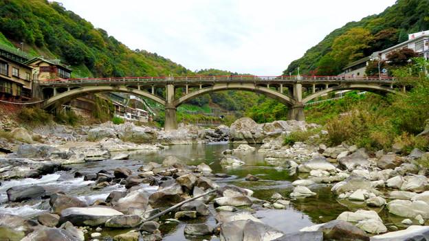 庄内川河川敷から見た城嶺橋 - 10