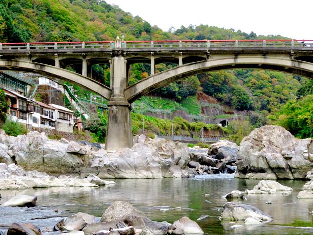 庄内川河川敷から見た城嶺橋 - 12