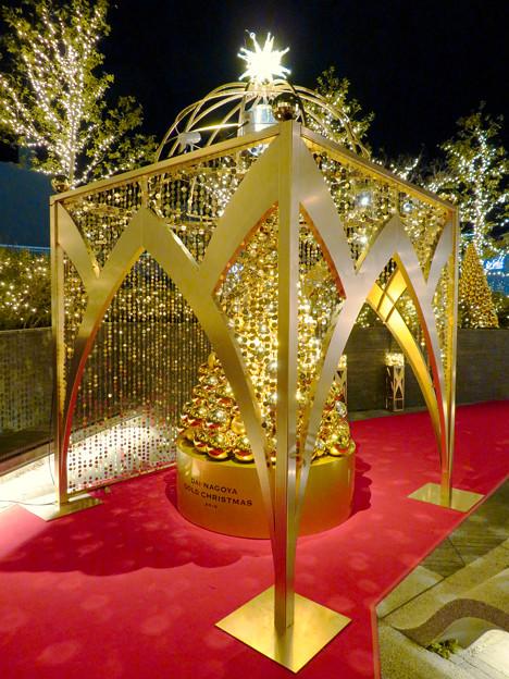 すごく雰囲気が良かった、大名古屋ビルヂング5階「スカイガーデン」のクリスマス・イルミネーション - 9