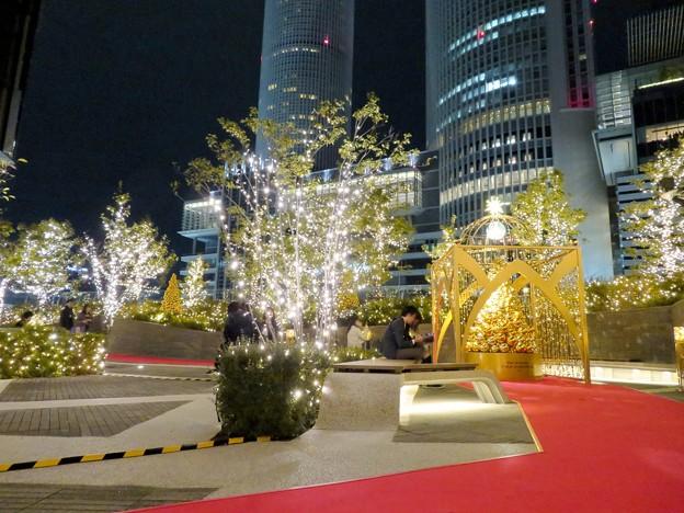 すごく雰囲気が良かった、大名古屋ビルヂング5階「スカイガーデン」のクリスマス・イルミネーション - 17