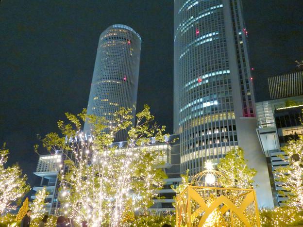 すごく雰囲気が良かった、大名古屋ビルヂング5階「スカイガーデン」のクリスマス・イルミネーション - 18
