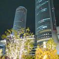 写真: すごく雰囲気が良かった、大名古屋ビルヂング5階「スカイガーデン」のクリスマス・イルミネーション - 18