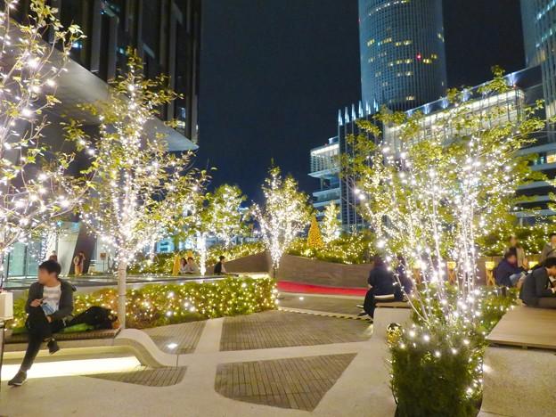 すごく雰囲気が良かった、大名古屋ビルヂング5階「スカイガーデン」のクリスマス・イルミネーション - 20