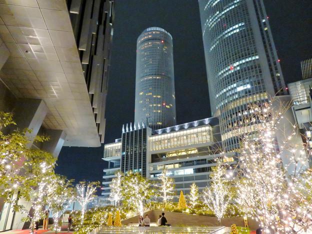 すごく雰囲気が良かった、大名古屋ビルヂング5階「スカイガーデン」のクリスマス・イルミネーション - 23