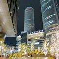 写真: すごく雰囲気が良かった、大名古屋ビルヂング5階「スカイガーデン」のクリスマス・イルミネーション - 23