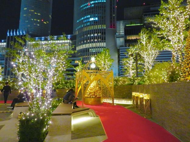 すごく雰囲気が良かった、大名古屋ビルヂング5階「スカイガーデン」のクリスマス・イルミネーション - 29