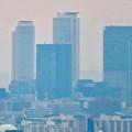 Photos: 定光寺展望台から見た景色:名駅ビル群 - 2