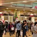 すっかりクリスマス一色になってたジェイアール名古屋タカシマヤ(2018年11月) - 1
