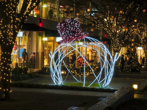 星が丘テラスのクリスマス・イルミネーション 2018 No - 14