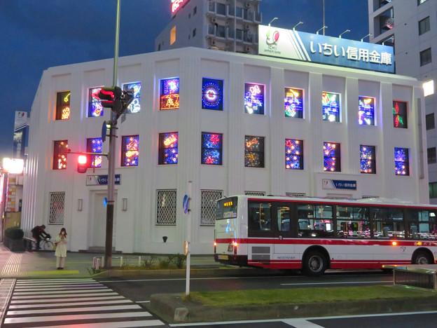 一宮駅周辺のクリスマスイルミネーション 2018 No - 8