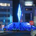 一宮駅周辺のクリスマスイルミネーション 2018 No - 11