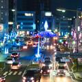一宮駅周辺のクリスマスイルミネーション 2018 No - 20