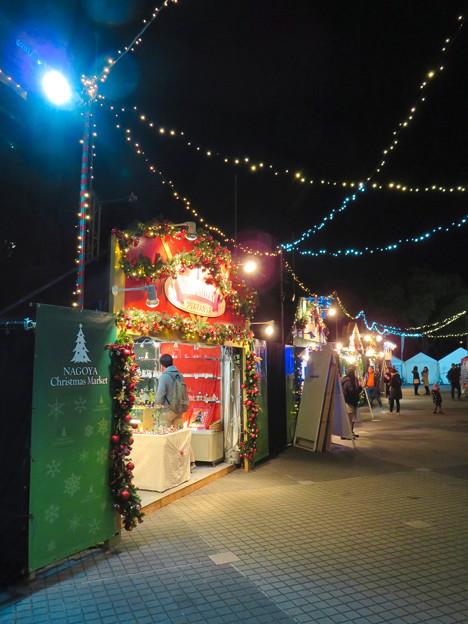 夜の名古屋クリスマスマーケット 2018 No - 7