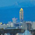ららぽーと名古屋みなとアクルス駐車場から見た景色 - 21:東山スカイタワー