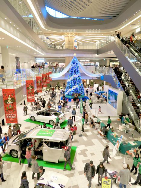 ららぽーと名古屋みなとアクルスのクリスマスツリー 2018 No - 4