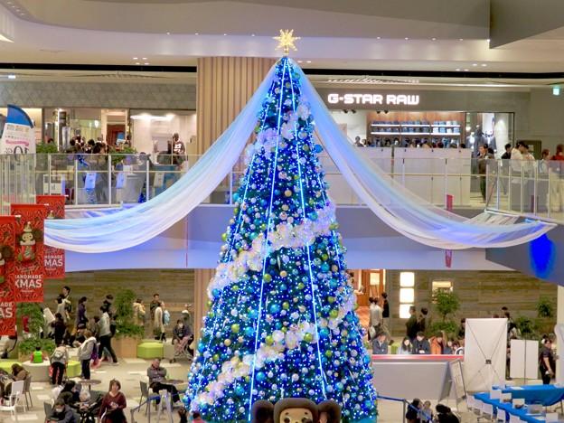 ららぽーと名古屋みなとアクルスのクリスマスツリー 2018 No - 6