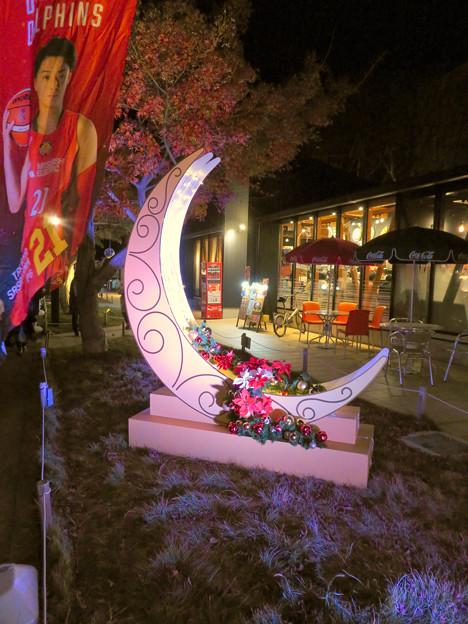 金シャチ横丁のクリスマスデコレーション 2018 No - 1