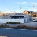 コンビニ跡地に建設途中のイズモ葬祭桃花台(2018年12月) - 3