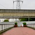 桃花台線の桃花台東駅周辺撤去工事(2018年12月23日):もう片方の高架も撤去開始 - 4