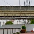 桃花台線の桃花台東駅周辺撤去工事(2018年12月23日):もう片方の高架も撤去開始 - 5