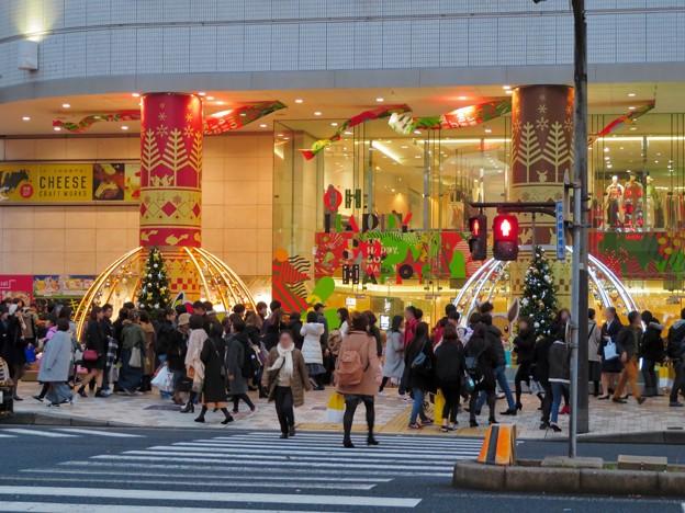名古屋パルコ:「ピカ・ブイカフェ」コラボの今年(2018年)のクリスマスデコレーション - 5
